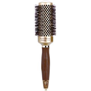 Olivia Garden NanoThermic Ceramic + Ion brosse à cheveux NT-44