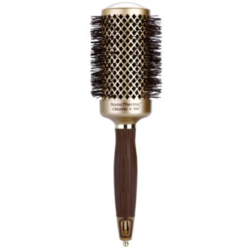 Olivia Garden NanoThermic Ceramic + Ion brosse à cheveux NT-54 (Round Thermal)