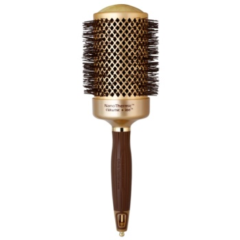 Olivia Garden NanoThermic Ceramic + Ion brosse à cheveux NT-64 (Round Thermal)
