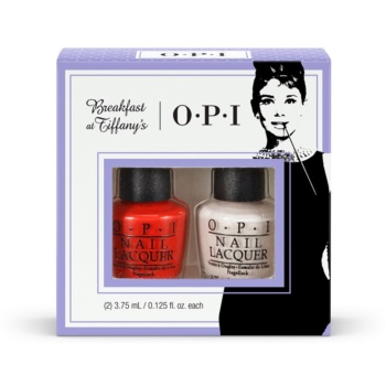 OPI Breakfast at Tiffany´s Party Petites coffret cosmétique I.