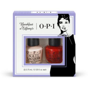 OPI Breakfast at Tiffany´s Party Petites coffret cosmétique II.