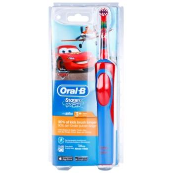 Oral B Stages Power Cars D12.513.1 brosse à dents électrique pour enfant (3+ Years)