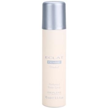 Oriflame Eclat Femme Weekend déodorant avec vaporisateur pour femme 75 ml