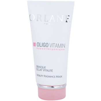 Orlane Oligo Vitamin Program masque illuminateur visage (Vitality Radiance Mask) 75 ml