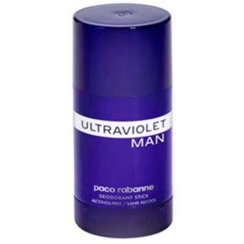 Paco Rabanne Ultraviolet Man dédorant stick pour homme 75 ml
