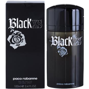 Paco Rabanne XS Black eau de toilette pour homme 100 ml