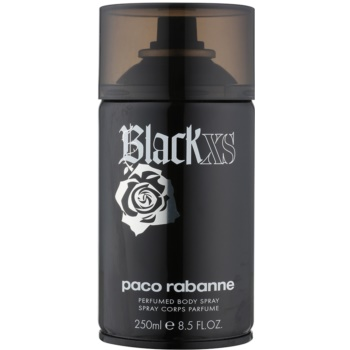 Paco Rabanne XS Black spray corporel pour homme 250 ml