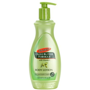Palmer's Hand & Body Olive Butter Formula baume corporel anti-âge (Anti Ageing Peptide Complex with Pump) 400 ml