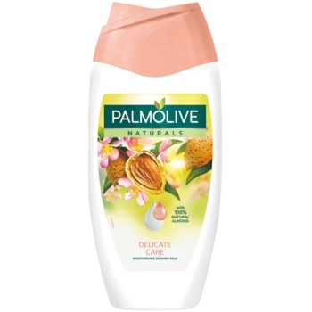 Palmolive Naturals Delicate Care lait de douche (Almond and Moisturising Milk) 250 ml