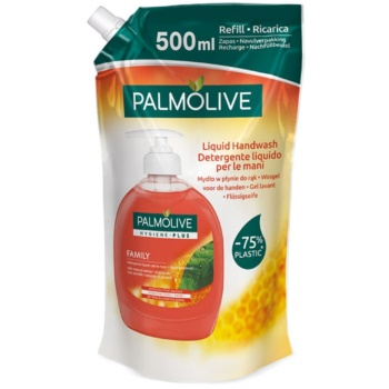 Palmolive Hygiene Plus savon liquide mains recharge (Natural Extract of Propolis) 500 ml