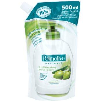 Palmolive Naturals Ultra Moisturising savon liquide mains recharge 500 ml
