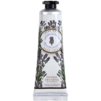 Panier des Sens Lavender crème relaxante  mains (with Natural Essential Oil) 30 ml