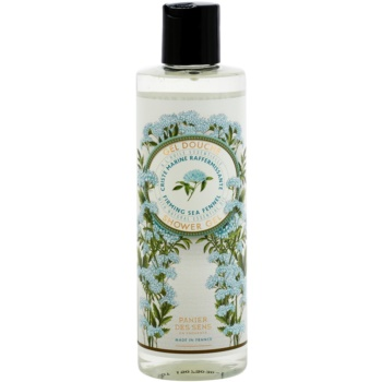 Panier des Sens Sea Fennel gel de douche raffermissant (Natural Essential Oil) 250 ml