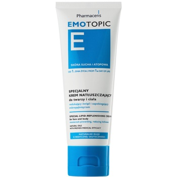 Pharmaceris E-Emotopic crème rénovatrice corps et visage From 1st Day of Life Children and Adults (Natural Oils with Proven Medical Efficacy) 75 ml
