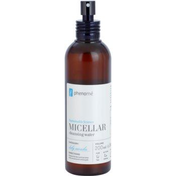 Phenomé Daily Miracles Cleansing eau micellaire pour tous types de peau, y compris peau sensible (Sutainable Science) 200 ml