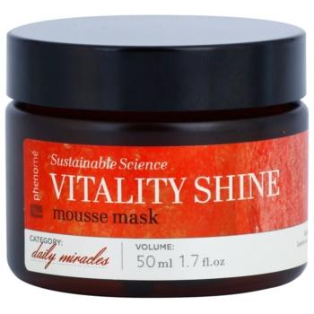 Phenomé Daily Miracles Brightening masque hydratant moussant pour une peau éclatante (Sustainable science) 50 ml