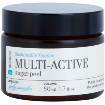 Phenomé Daily Miracles Cleansing gommage au sucre pour tous types de peau, y compris peau sensible (Sustainable Science) 50 ml