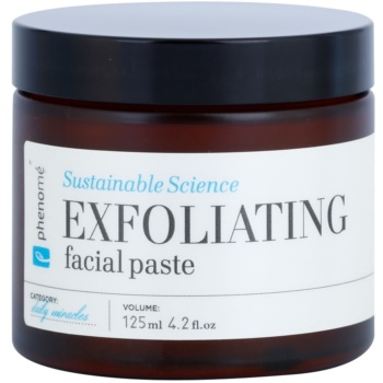 Phenomé Daily Miracles Cleansing gommage exfoliant pour tous types de peau (Sustainable Science) 125 ml