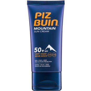 Piz Buin Mountain crème solaire visage SPF 50+ 50 ml