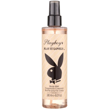 Playboy Play It Lovely spray corporel pour femme 240 ml