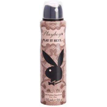 Playboy Play It Sexy déo-spray pour femme 150 ml
