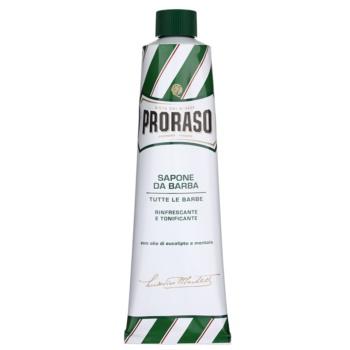 Proraso Green savon de rasage (Eucalyptus Oil and Menthol) 150 ml
