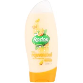 Radox Feel Indulged Feel Rejuvenated crème de douche Orange Oil & Vitamin E 250 ml