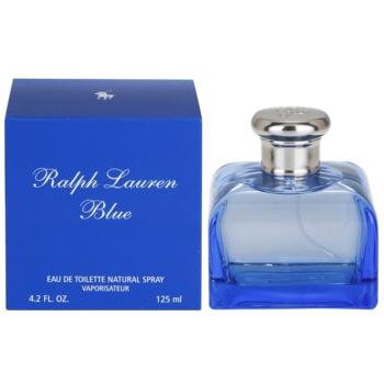 Ralph Lauren Ralph Lauren Blue eau de toilette pour femme 125 ml