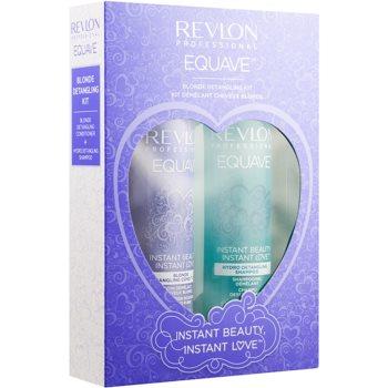 Revlon Professional Equave Blonde coffret cosmétique I.