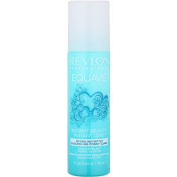 Revlon Professional Equave Hydro Nutritive après-shampoing hydratant sans rinçage en spray 200 ml