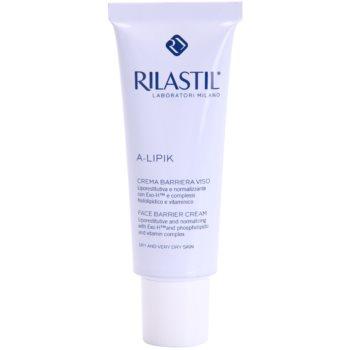 Rilastil A-Lipic crème protectrice pour peaux sèches à très sèches (Liporestitutive and Normalizing) 50 ml