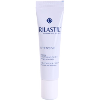 Rilastil Intensive crème yeux anti-rides, anti-poches et anti-cernes (Antiwrinkle and Antifatigue) 15 ml