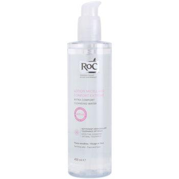 RoC Démaquillant eau micellaire pour peaux sensibles (Extra Comfort Cleansing Water) 400 ml