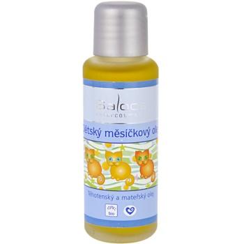 Saloos Pregnancy and Maternal Oil huile de calendula pour enfant (Children Calendula Oil) 50 ml