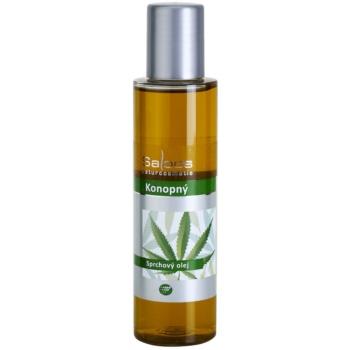 Saloos Shower Oil huile de douche chanvre (Shower oil) 125 ml