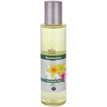 Saloos Shower Oil huile de douche romarin (Shower oil) 125 ml