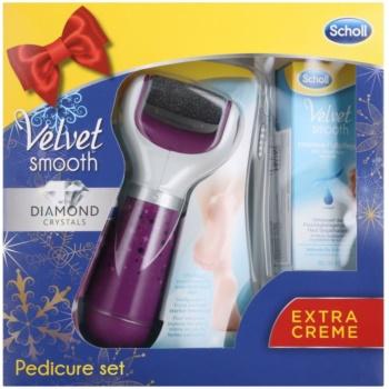 Scholl Velvet Smooth coffret cosmétique I.