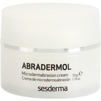 Sesderma Abradermol crème exfoliante pour une régénération cellulaire (Microdermabrasion Cream) 50 g