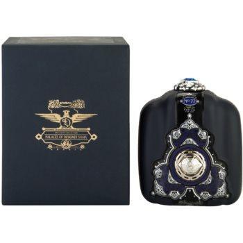 Shaik Opulent Shaik Blue No.77 eau de parfum pour homme 100 ml