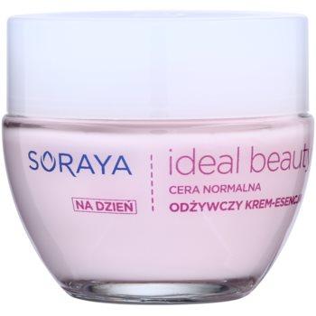 Soraya Ideal Beauty crème de jour nourrissante pour peaux normales (Perfect Skin Complex and Essence of a Rose) 50 ml