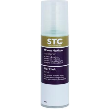 STC Hair masque rénovateur pour cheveux abîmés (With Herbals, Vitamins and Amino Acids) 160 ml
