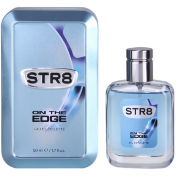 STR8 On the Edge eau de toilette pour homme 50 ml