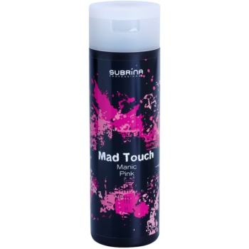 Subrina Professional Mad Touch coloration intense sans ammoniaque ni activateur Manic Pink 200 ml