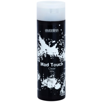Subrina Professional Mad Touch coloration intense sans ammoniaque ni activateur Clear Mix 200 ml