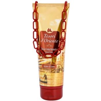 Tesori d'Oriente Jasmin di Giava gel douche pour femme 250 ml
