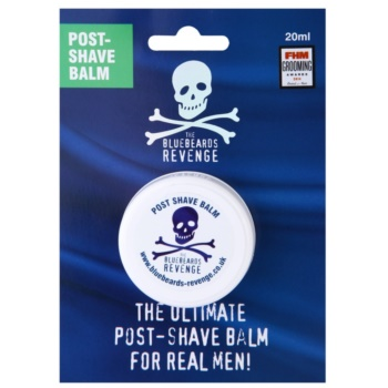 The Bluebeards Revenge Pre and Post-Shave baume après-rasage (Post-Shave Balm) 20 ml