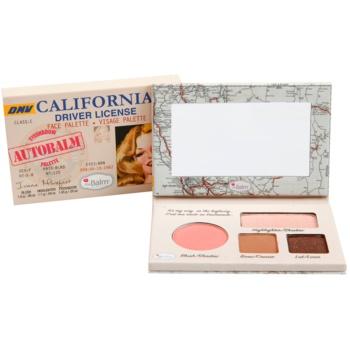 theBalm Autobalm California palette multifonctionnelle (Face Palette)
