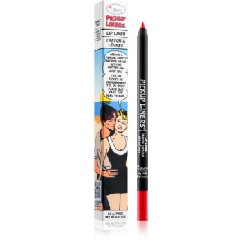 theBalm Pickup Liners crayon à lèvres teinte Fine All Over 0,5 g