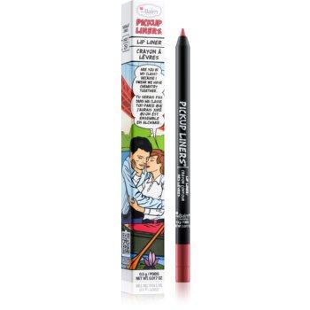 theBalm Pickup Liners crayon à lèvres teinte Acute One 0,5 g