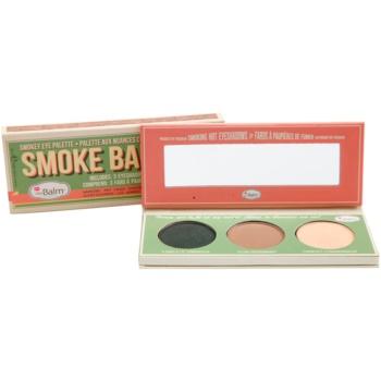 theBalm Smoke Balm Volume palette de fards à paupières Volume 2 (Smokey Eye Palette 3 Eyashadows) 10,2 g